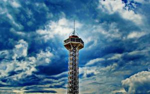 Observation Tower by StationAperture