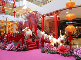 Chinese New Year decor _ 20150227c by K4nK4n
