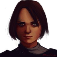 Arya by mahansie