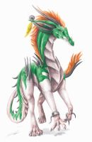 Autuum Dragon - Mustum by Lowrider-Girl