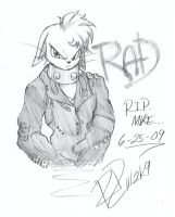 Who's Bad? by Robaato