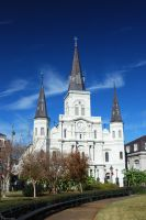 St. Louis Cathedral 2 by Boofunk