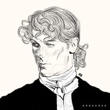Jamie fraser by Mobilicorpus