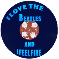 I love the Beatles and i feel fine .png by YuviPotterMonster