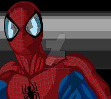 Spider-Man - Color by Taskmaster09