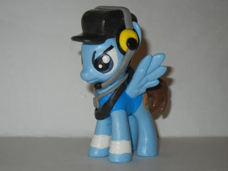 The BLU Scout by SilverBand7