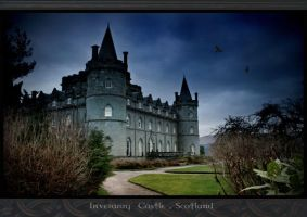 Inveraray Castle by ArwensGrace