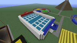 Dual Arena (Yugioh) by JRDN762