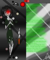 Tortured Soul OC (Creepypasta) *OUTDATED* by XxTheShatteredxX