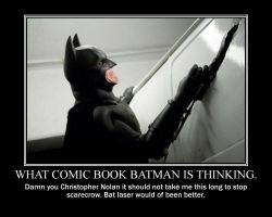 What Batman is thinking. by DevintheCool