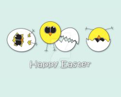 Happy Easter by AndyBuck