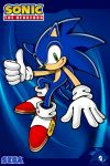 Sonic Poster by Sonicth62