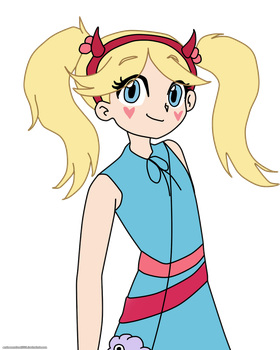 SVTFOE: Star Butterfly by CartoonAnime2000