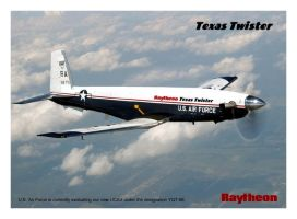 Raytheon 3200 Texas Twister by Bispro
