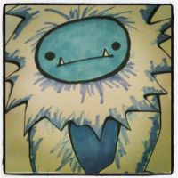 YETI by DarthMoll