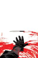 28 Days Later Issue 12 Cover by DeclanShalvey