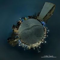Tiny planet - PS version by vxside