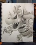 Dry Bowser by the-elemental-writer