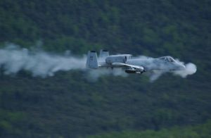 A-10 Air Power II by redkorn