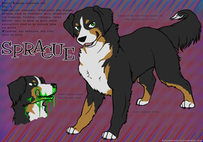 Sprague ref sheet by Zaleho