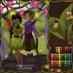 Pixie Scene Maker by dolldivine