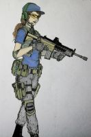 Task Force 141 operative by ThomChen114
