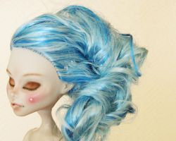ghoulia and cleo 3b by hellohappycrafts