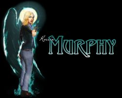 Karrin Murphy - Desktop by exorcisingemily