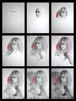 Avril Lavigne - WIP Series by bm23
