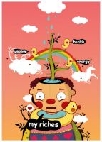 Riches by erictuan