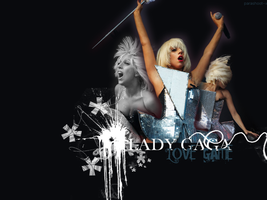 LADY GAGA - LOVE GAME by parashoot--x