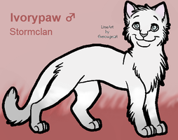 Ivorypaw Reference by Kitto-Xx
