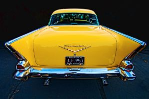 YELLOW CHEVY .... by SAN666