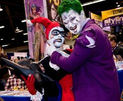 Wondercon '12: Zombie love by Enasni-V