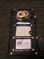 Steampunk Sketchbook: Front by cowboypunk