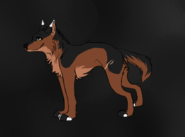 Wolf Adopt 5 by HiromiWolf