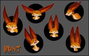 Fox Expressions by Eliket