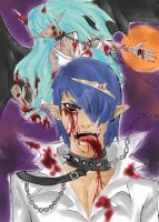 ::the halloween pic:: by Ace093