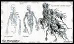 The anatomy of the dementor by Ruth-Tay