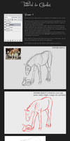 Horse Tutorial by Lunicc