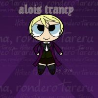 Alois Trancy .:. Puff Style. by SveTwilight