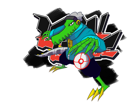 Lethal League: Latch by Fonix187