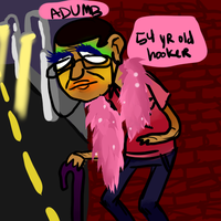 Adam Is A Prostitute by chvckles