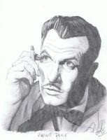 Vincent Price by Shane-Lewis