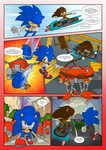Sonic Supreme: Issue 1 Page 4 by samanthann1234