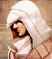 Assassin's Creed- Ezio by Dawitch