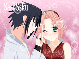sasusaku-your so cute sakura by sasuXsaku-1995