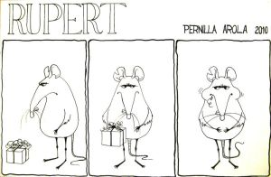 Rupert the rat by pemmi