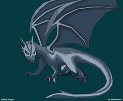 Mithril Dragon by DaEliminator