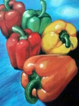 Peppers by Pentaro22